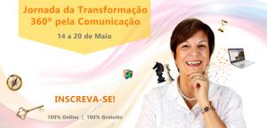 Participe da Jornada de Transformação 360º pela Comunicação
